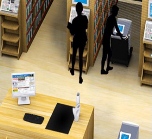 智能书架管理系统