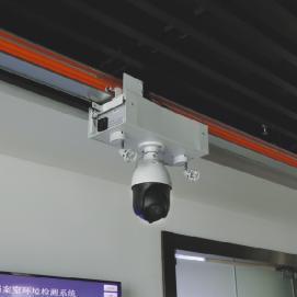 轨道式自动跟踪定位监控摄像