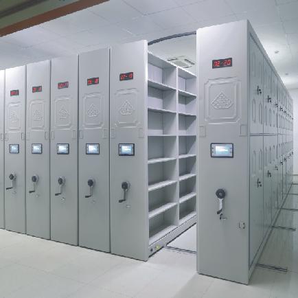 <b>XY-ZM-V6型智能型压型工艺电动密集架</b>